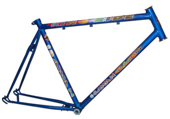 frame mountain bike 19 mig welded